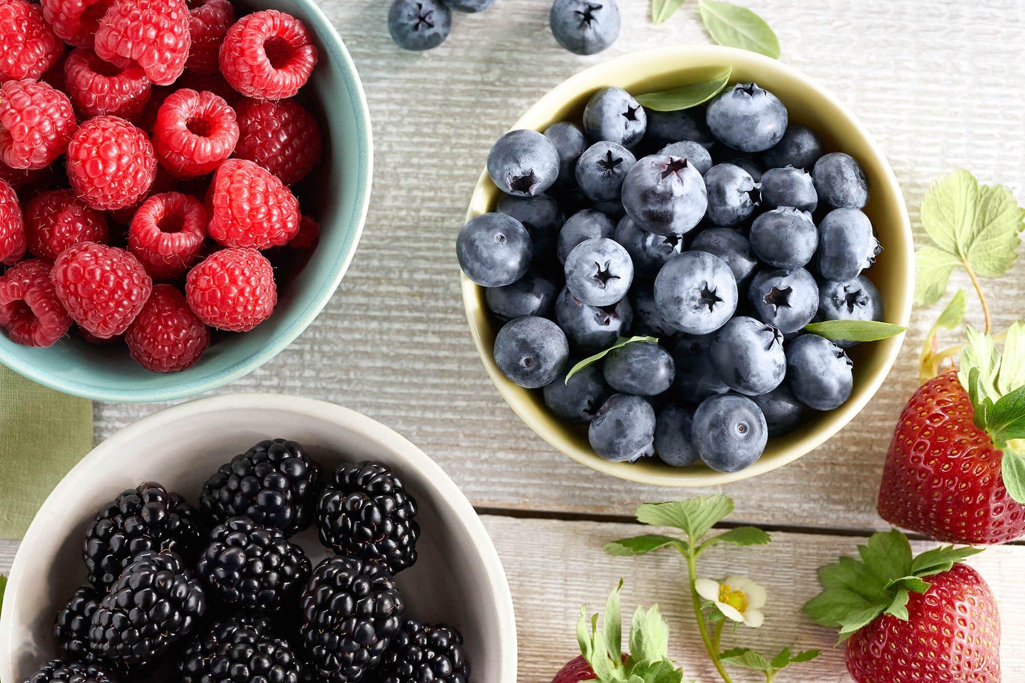 Masomoser Frutti di Bosco